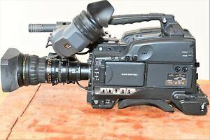 Sony Professional Disc Camcorder PDW-F350 Cine Alta. HD Broadcast Unit. XDCAM HD