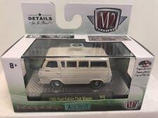 M2 Machines Auto-Trucks Release 42: 1:64 1965 Ford Falcon Club Wagon