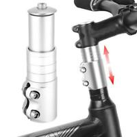 Aluminum Alloy Bicycle Fork Stem Extender Handlebar Riser for Mountain Road Bike
