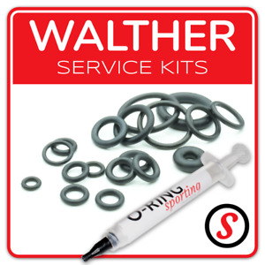 WALTHER O-Ring seal rifle service kit for ALL MODELS + OPTIONAL GREASE