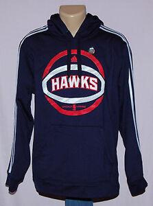 Atlanta Hawks Hoodie adidas Climawarm Fleece Hooded Sweatshirt LRG - NBA Mens