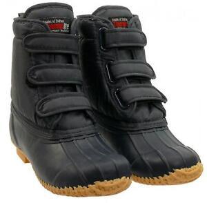 Country Classics KIds Garden Mucker Rubber Short Boots Straps Wellies Boys Girls
