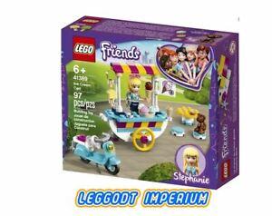 LEGO Friends - Ice Cream Cart - 41389 FREE POST