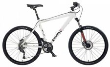 Shogun Tsuwamono Mountain bike NEW 27 speed.Marzocchi LO sus forks.Shimano hydra