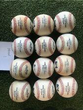 Minor League Baseballs- Used