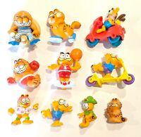 CHOOSE: Vintage 80s Garfield PVC Figurines * Combine Shipping!