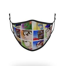 """Sprayground Adult """"Streetfighter Player Select"""" Form Fitting Face-Covering"""