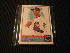2011 TOPPS ALLEN GINTER CHICAGO CUBS TEAM SET 11 CARDS