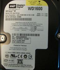 """Western Digital  WD1600JD-00HBB0 160gb 3.5"""" Sata Desktop Drive"""