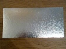 "10 x 8"" x 4"" Rectangle Silver Cake Bases"
