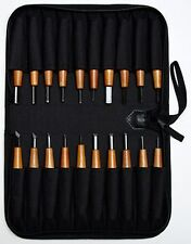 20-piece MINI DETAIL SET by Mastercarver **  CARVING