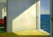 Edward Hopper ≈Rooms by the Sea 1951 ≈American Art Print 11x14