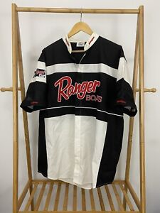 VTG Ranger Boats Team Issued Pro Fishing Tournament Jersey Shirt Size XL