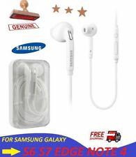 Genuine Samsung Galaxy S7 Edge S6 Earphones S5 Note Headphones Handfree