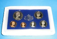 Australia 1973 Proof Set Nice Condition Scarce With Certificate