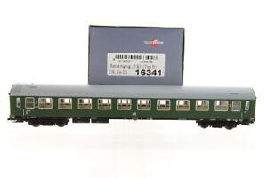 TT  Tillig 16341 DR Reisezugwagen 2. Klasse Personenwagen grün coach +OVP/J48