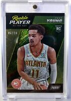2018-19 Panini Rookie Player of the Day Explosion Trae Young RC #RC5, #'d /10