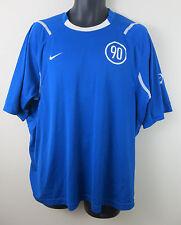 Da Uomo Nike 90 FOOTBALL SHIRT SOCCER JERSEY TOP T-shirt trikot camiseta maglia XL