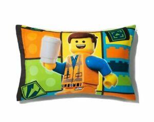 The Lego Movie Standard Pillowcase Reversible Vest Buddies