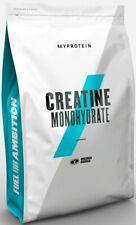 MYPROTEIN Creatin Kreatin Monohydrat Pulver Creatine My Protein Beutel Kreatine