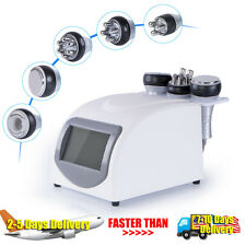 40K Ultrasonic Cavitation 5in1 Slimming Machine RF Radio Frequency Skin Lifting