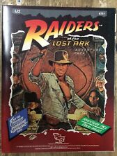 Raiders Of The Lost Ark Ij2 Tsr Used Indiana Jones