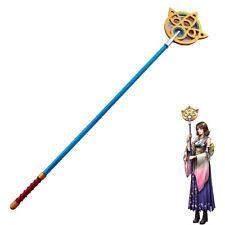 Final Fantasy Yuna's Wand Cosplay Prop PVC
