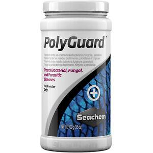 Seachem PolyGuard 100g Effective Medication to Keep Aquarium Fish Disease Free