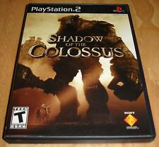 Shadow of the Colossus PS2 Playstation 2 Used Very Good Condition Complete