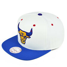 Chicago Bulls Jordan SWEATER SNAPBACK Mitchell & Ness NBA Hat