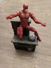 Marvel Legends Spiderman Classics Daredevil Swing'n Spin Action Figure Toybiz