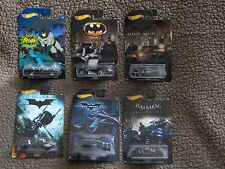 Hot Wheels Batman 6 Car Set Wal-Mart Only Sold Out in Stores