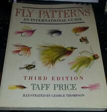 fly patterns-an international guide-george thompson-pesca a mosca-artificiali