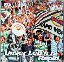 CD / UNSER LEB'N IS RAPID / AUSTRIA / 1996 / ANDY MAREK / TOP /