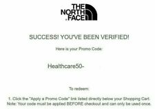 The North Face 50% Off Discount Code