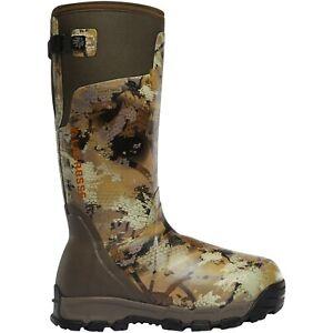 Lacrosse 376037 Men's Alphaburly Pro Optifade Marsh 1600G Hunting Boots Shoes
