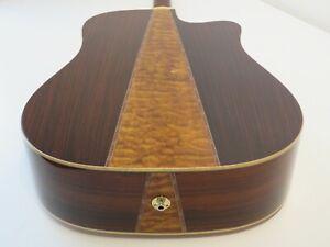 Takamine EG363SC Left-Handed Electro Acoustic Cutaway Guitar