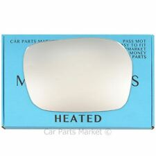 Pour Daihatsu Materia 06-12 Gauche Côté Passager Aspheric wing mirror glass