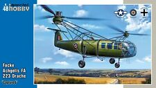 Special Hobby 1/48 Model Kit 48201 Focke-Angelis Fa-223 Drache Helicopter