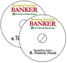 Becoming Your Own Banker Audio CDs,  R. Nelson Nash