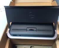 New Dell Venue 11 Pro Tablet Docking Station WCKTN HDMI out port, 3 USB, RJ-45