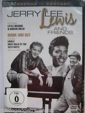 Jerry Lee Lewis and Friends, Little Richard, Boxcar Willie  (DVD) NEW SEALED PAL