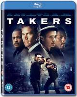 Takers Blu-Ray Nuovo (SBR34656)
