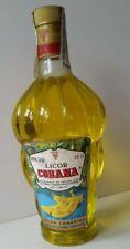 Licor Cobana ungeöffnet 0,7 Liter 40% Original aus Teneriffa