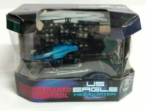 U.S. Eagle Helicopter Infrared Control, Ages 8+ - Box Damaged
