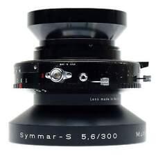 Sinar 300mm f5.6 Symmar-S DB Lens with Copal No. 3 Shutter