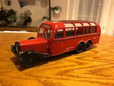 1936 Mercedes-Benz LG3000 bus handbuilt 1:43