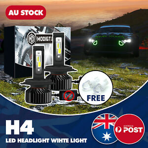 H4 LED Headlight Hi-Lo Plug and Play Globes for Holden Commodore VR VS 93-97