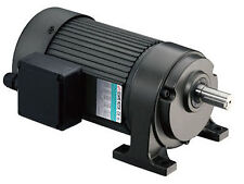 Sesame G11H-200U-15 PRECISION GEAR MOTOR 200W/3PH/230V/460V/4P/Ratio 1:15