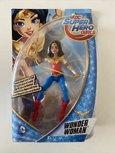 DC Super Hero Girls 6 Inch Wonder Woman Action Figure